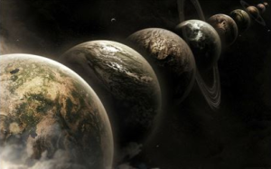 Planets-space-solar system