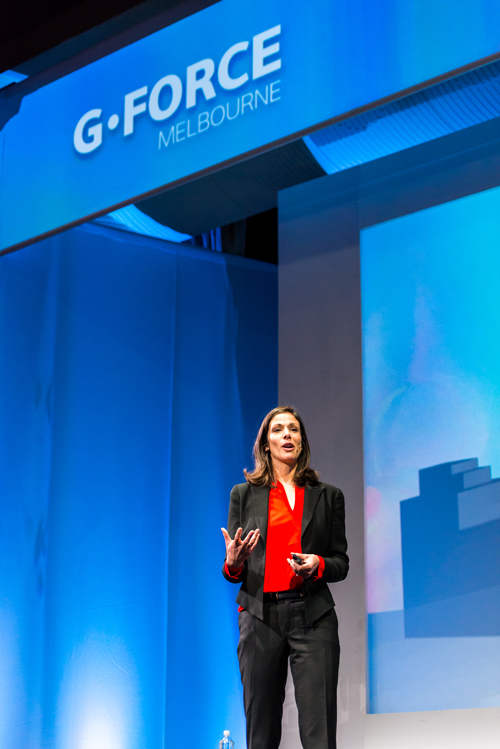 Rachel Botsman G-Force