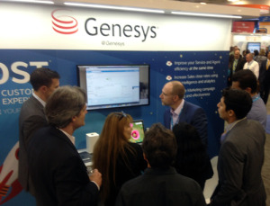 Dreamforce Genesys Booth - Customer Experience