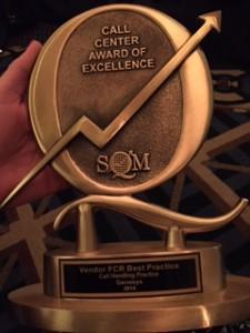 Call Center Award UMPC_1422