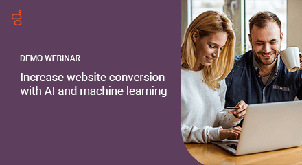 increase website conversion ai