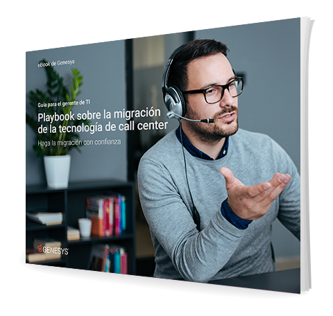 [an it managers guide the call center technology migration playbook] [eb] 3d {es]