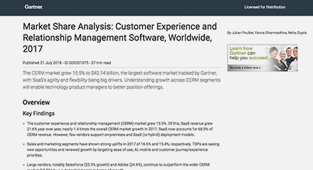 Gartner Customer Experience and Relationship Management Software Report-resource_center-EN