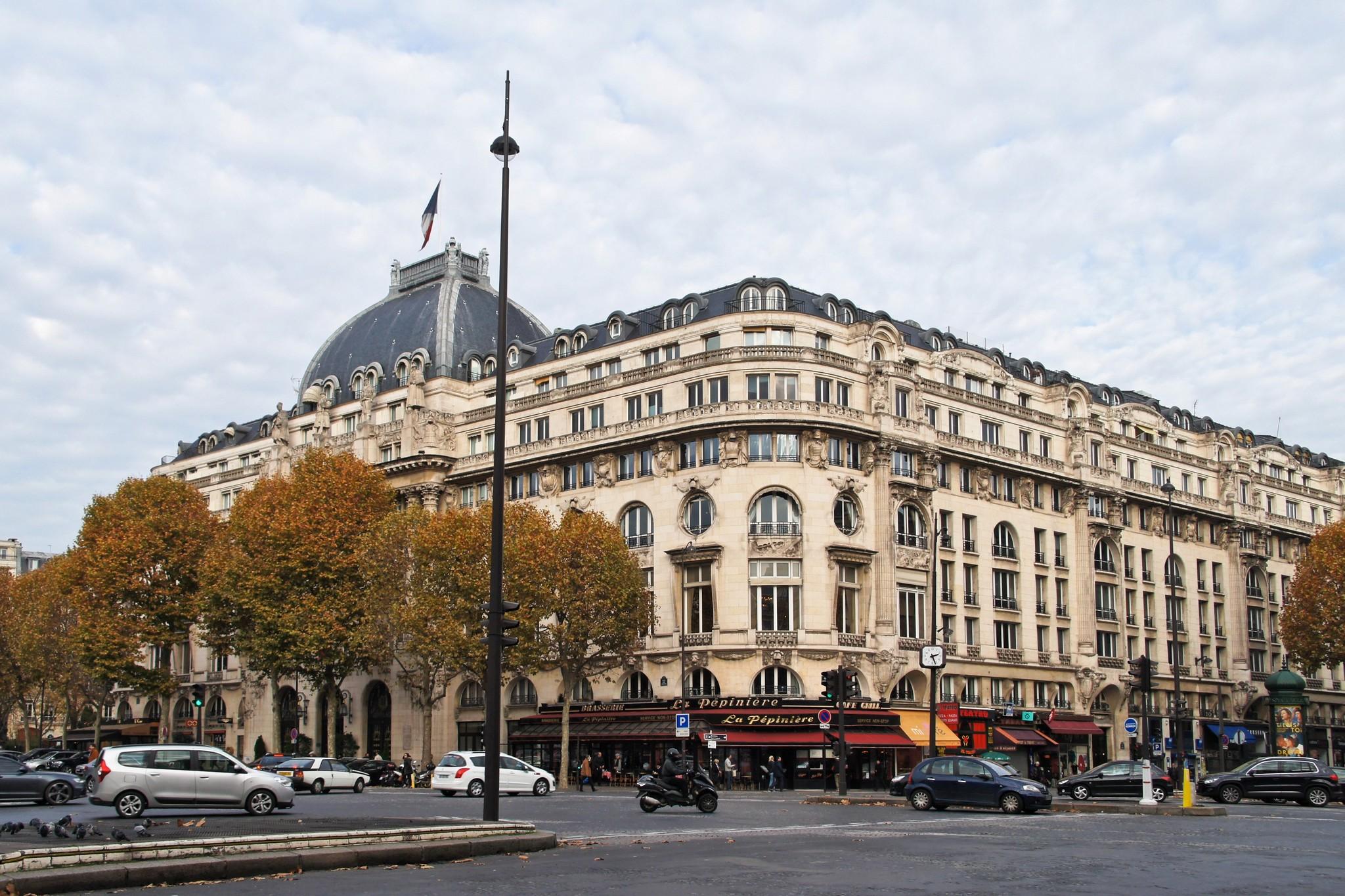 Cercle national des armées, paris december 2014