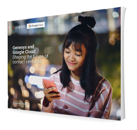 Genesys and google cloud shaping the future of contact center ai eb 3d en