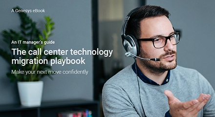 call centre technology migration playbook