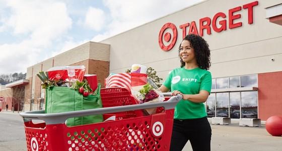 Target innove avec le premier coupon vocal