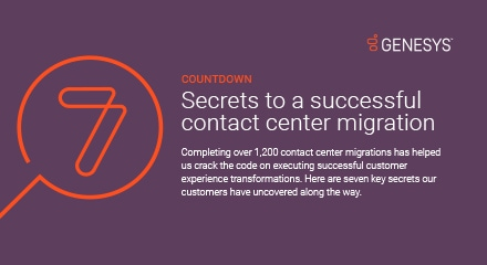Cx migration secrets in resource center en