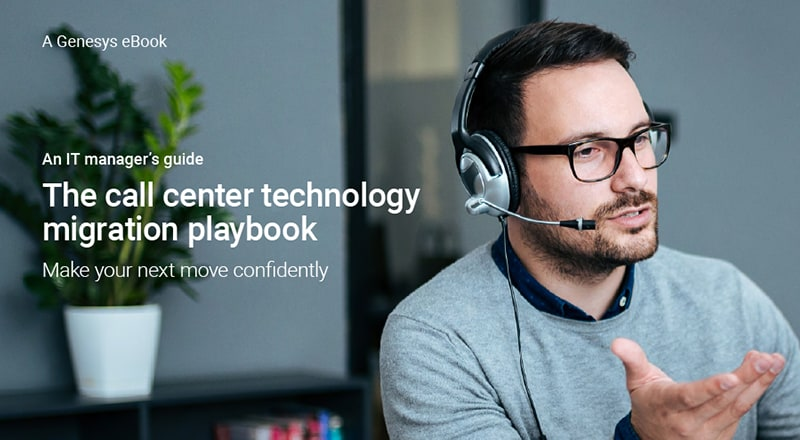 An it managers guide the call center technology migration playbook eb sidebar en