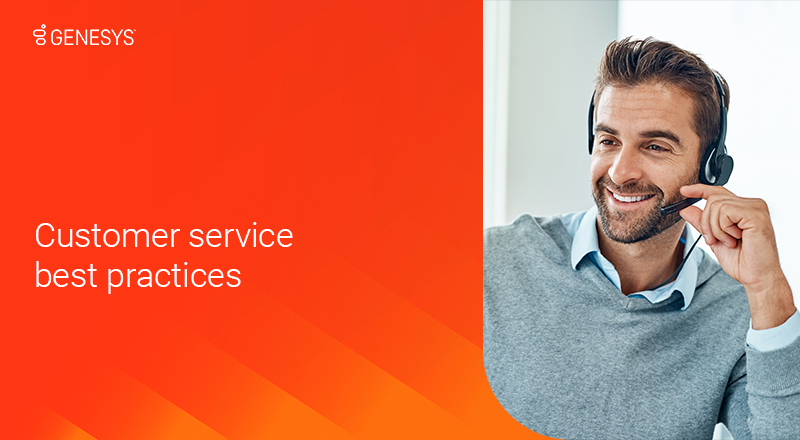 Customer services best practices ebook