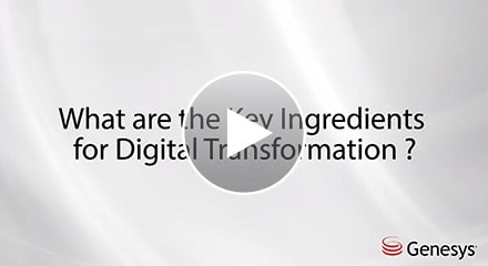 7 key ingredients digital transformation