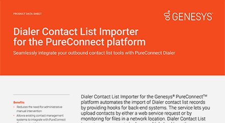 Dialer contact list importer ds resource center en