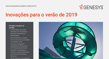Genesys summer innovations pureconnect flyer resource center pt br