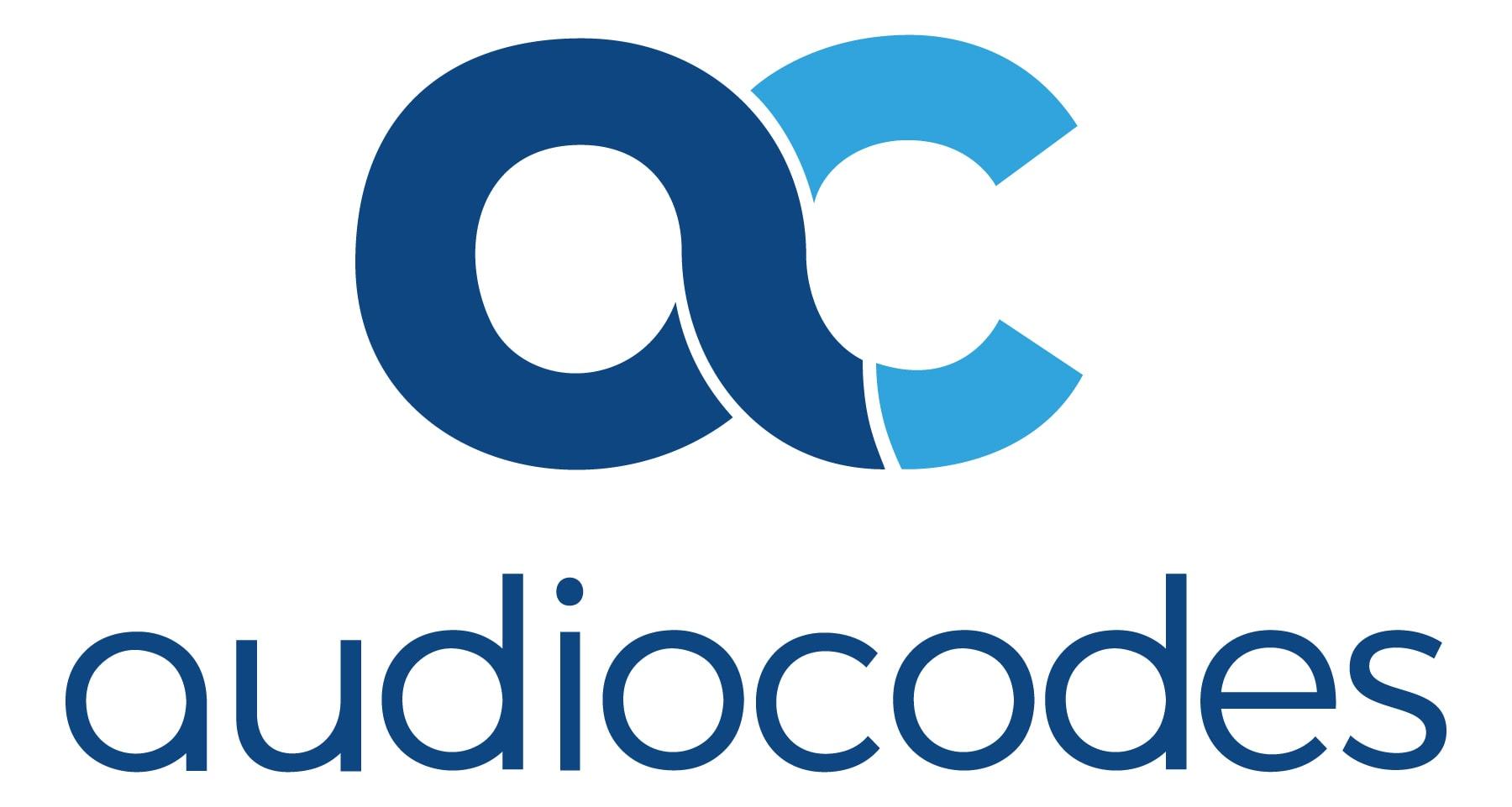 Audiocodes logo v2