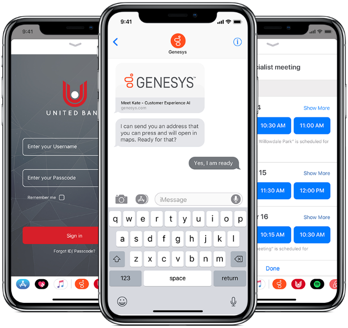 Genesys Messaging for Apple Business Chat Beta | Genesys