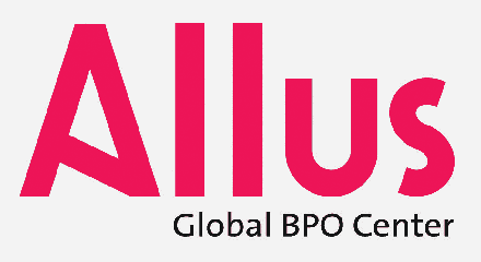 Allus Global BPO Center Logo