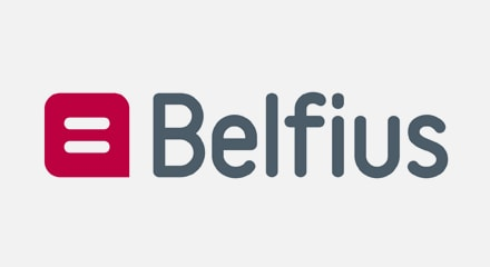 Belfius Bank Logo