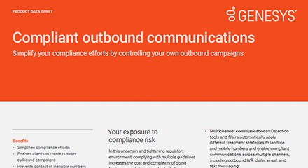Compliant outbound ds resource center en