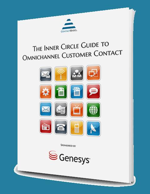Contactbabel cc omnichannel customer contact 3d