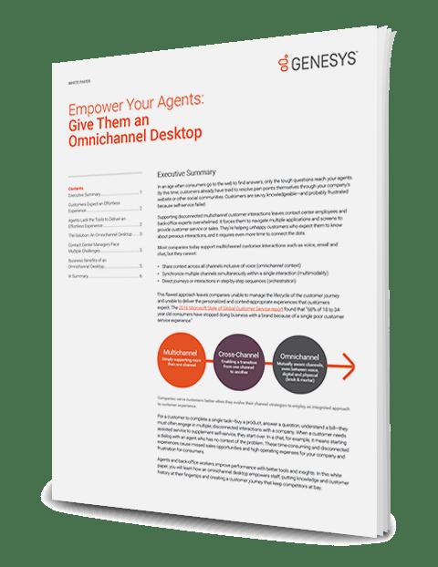 Empower your agents give them an omnichannel desktop wp 3d en