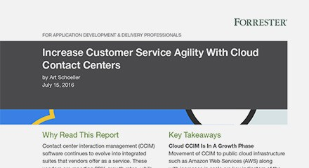 Forrester cloud wp resource center