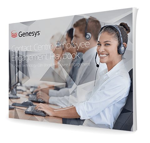 Genesys contact center employee engagement playbook eb 3d