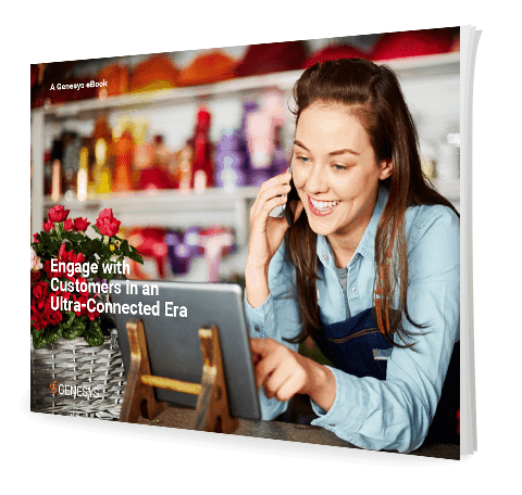 Genesys engage with customers in an ultra connected era eb 3d en