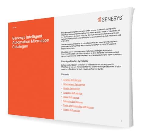 Genesys intelligent automation ts 3d en