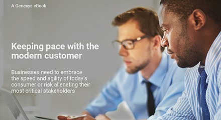 Genesys keeping pace with the modern customer eb resource center en
