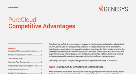 Genesys purecloud competitive advantages wp resource center en
