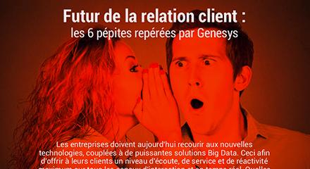 Genesys pepites in resource center fr