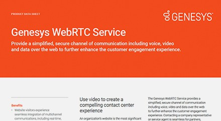 Genesys webrtc service ds resource center en