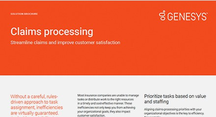 Improving efficiency in claims processing sb resource center en
