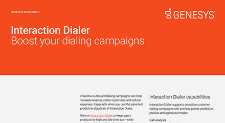 Interaction dialer ds resource center en