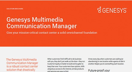 Multimedia communication manager sb resource center en