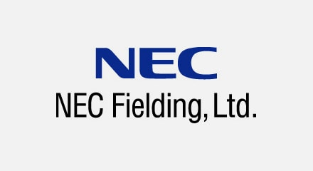 NEC Fielding Logo