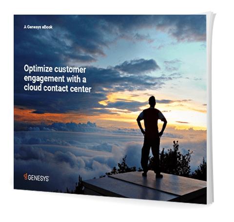 Optimize customer engagement with a cloud contact center eb 3d lp en