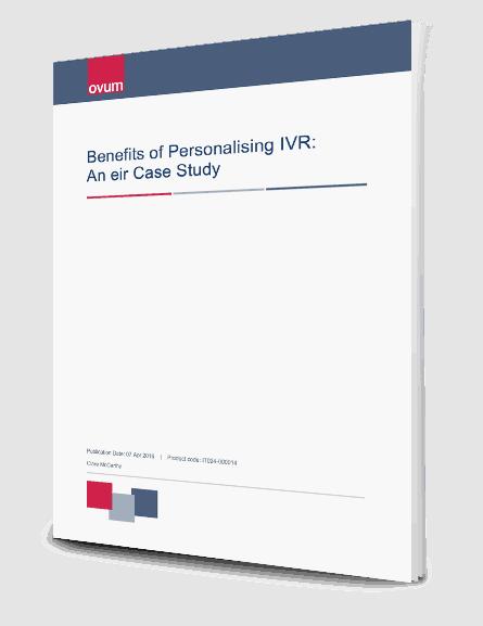 Ovum benefits of personalizing ivr   an eir case study genesysuk portrait 3d lp qe