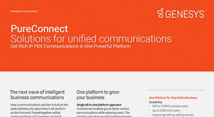 Pureconnect solutions unified communications ds resource center en