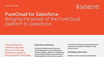 Purecloud salesforce ds resource center en