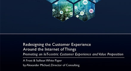 Redesigning cx around iot rp resource center uk
