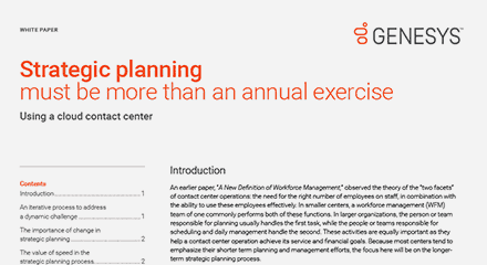 Strategic planning must be more than an annual exercise wp resource center en