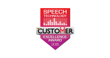 TMCNet Speech Technology Award 2015