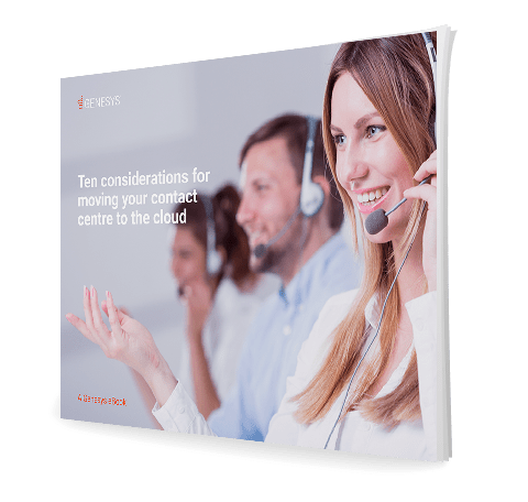 Ten considerations for moving your contact center to the cloud eb 3d en uk
