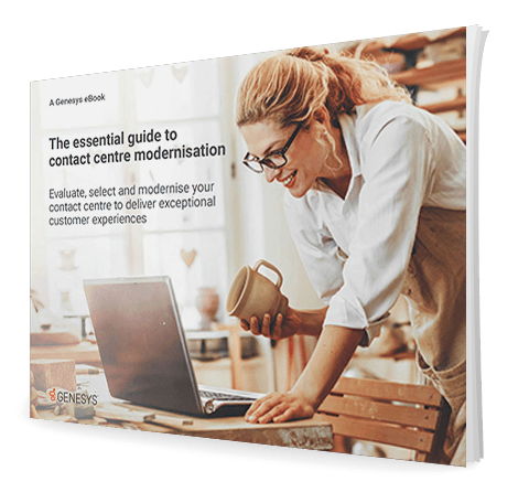 The essential guide to contact center modernization eb 3d anz
