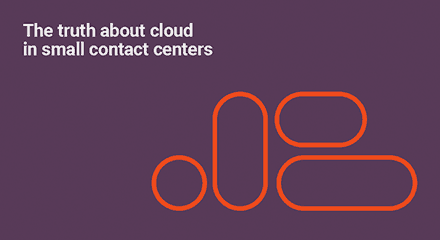 The truth about cloud in small contact centers eb resource center en