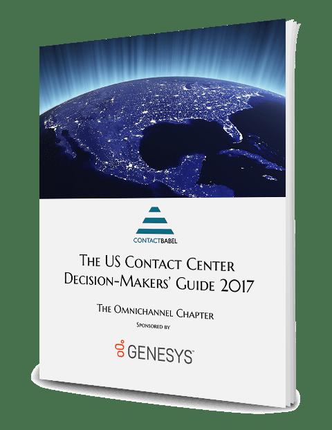 The us contact center decision makers guide 2017 omnichannel 3d en