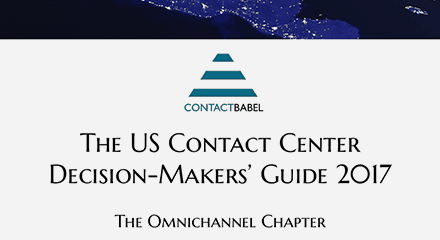 The us contact center decision makers guide 2017 omnichannel resource center en