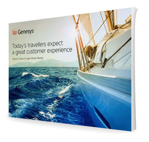 Todays travellers expect great customer experience eb 3d qe
