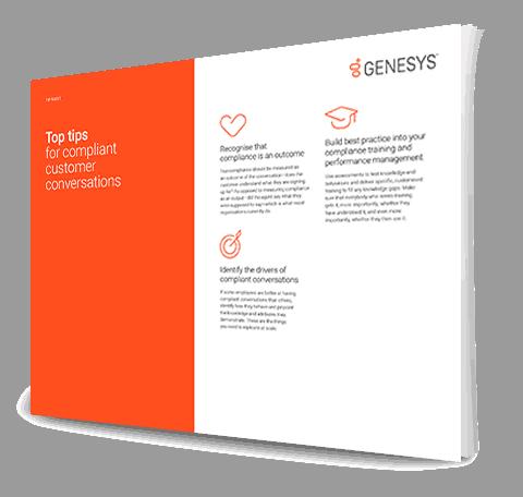 Top tips for compliant customer conversations ts 3d uk